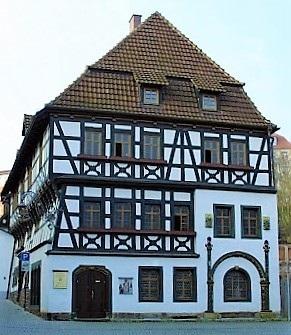 Lutherhaus Eisenach_