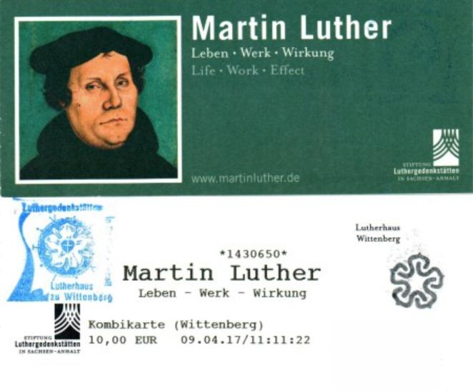 Lutherhaus_Wittenberg_Kombikarte_
