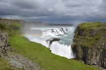 AIDAluna_Island_Reykjavik_Wasserfall_Gullfoss