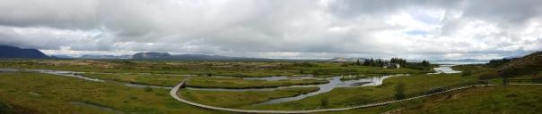 AIDAluna_Island_Reykjavik_Nationalpark_Pingvellir_Panorama