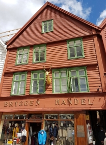 Bergen Bryggen2