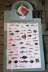 Bergen Fischrestaurant Enhjorningen