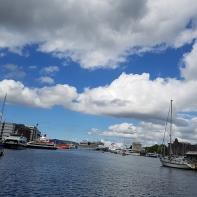 Bergen Hafen