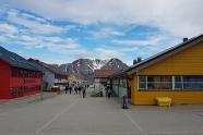 nördlichstes Postamt Longyearbyen