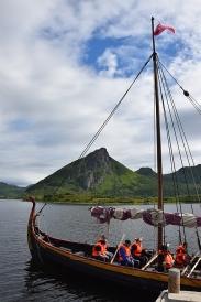See_mit Wikingerschiff