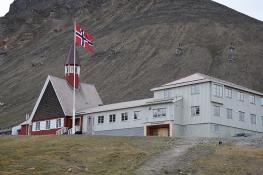 Svalbard Kirche Longyearbyen
