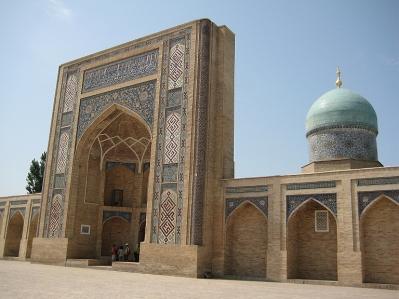 Taschkent_Barak_Khan_Madrasa__