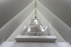 Tromsø Eismeerkathedrale Orgel