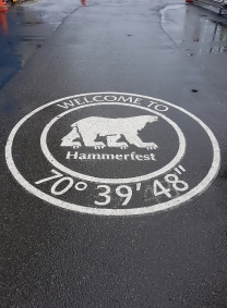 Welcome to Hammerfest