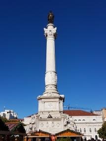 20171201_121501_Lissabon_Rossio_Estátua de D. Pedro IV