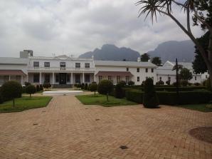 Regierungssitz des südafrikanischen Präsidenten