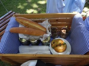 Picknick Mittagessen