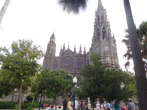 Gran Canaria 2 Arucas Kirche