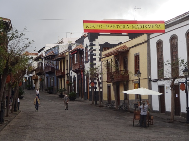 Gran Canaria 3 Teror Stadtansicht