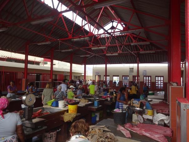 Mindelo 5 Fischmarkt