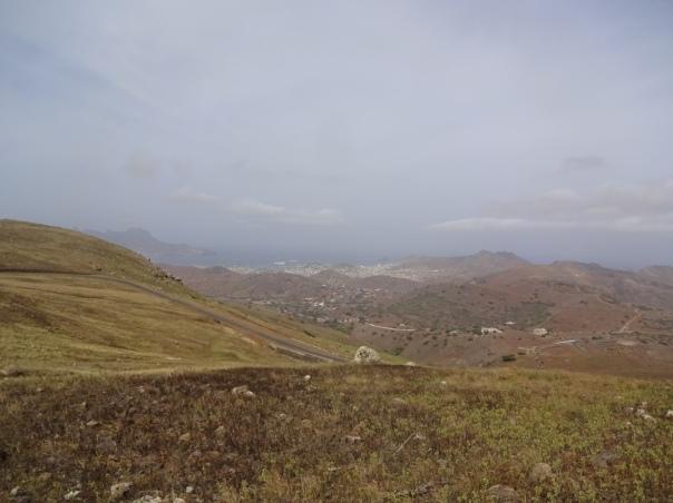 Mindelo 7 Mount Verde höchster Punkt 750 m