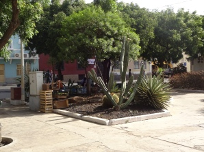 Praia 3 Zentrum