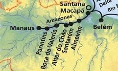 Amazonasroute