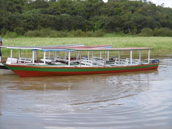 Manaus 51 Kanu