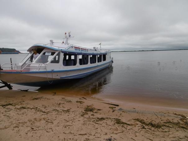 Manaus 6 Speedboot