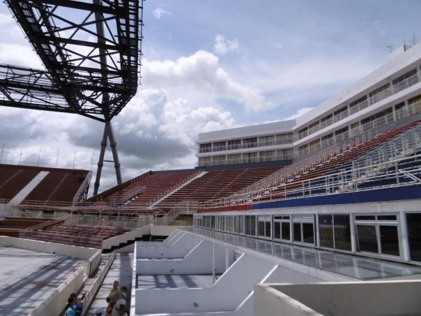 Parintins 28 Stadion innen