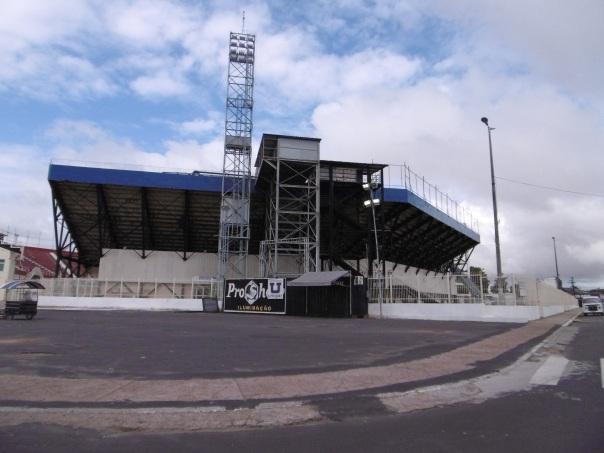 Parintins 7 Boi Bumba Arena