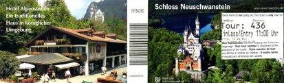 Hotel Alpenstuben Schloss Neuschwanstein_