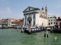Venedig - Kirche Santa Maria del Rosario 1