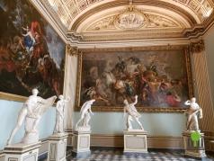 Uffizien – Saal der Niobe 3