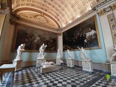 Uffizien – Saal der Niobe 1