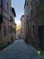 Gassen von Siena