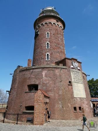 Leuchtturm Kolberg