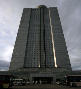 Yanggakdo Hotel in Pjöngjang