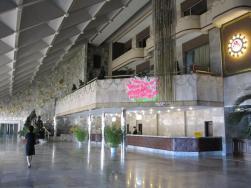 Foyer des Yanggakdo Hotels