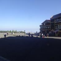 Rückkehr an der 5. Bergstation