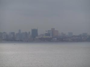 Skyline Luanda
