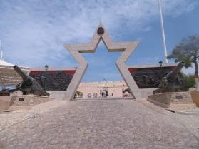 Eingang zur Festung Sao Miguel