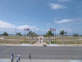 Platz des Mausoleums