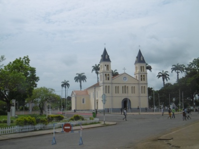 Kathedrale Sao Tome